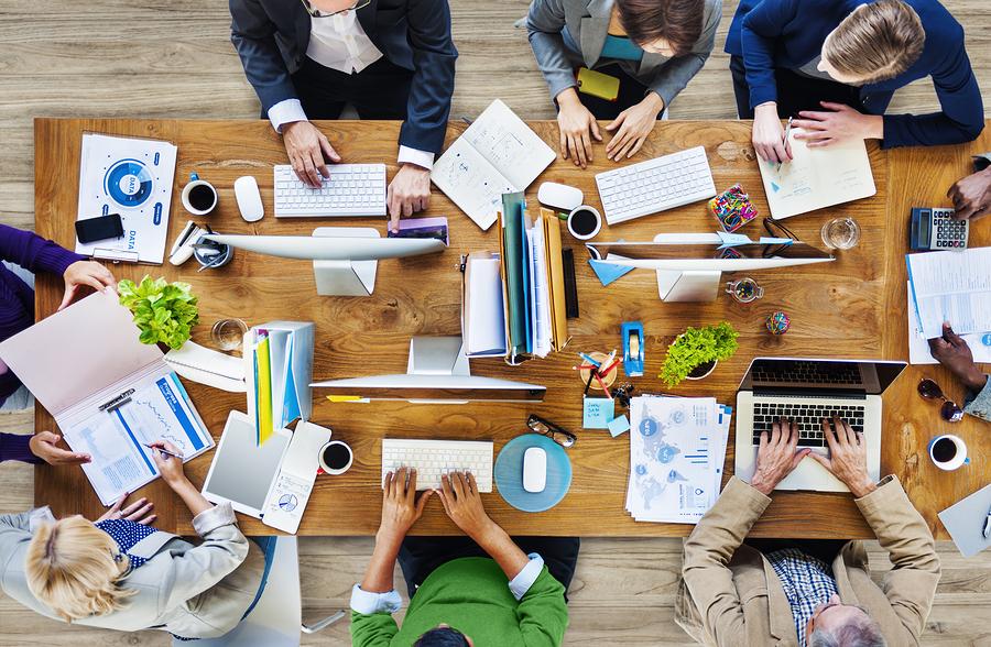Forma un equipo de marketing digital