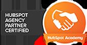 AgenciaCertificadaHubSpot_AgencyPartnerCertified_Cu4tromarketing