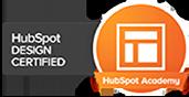 AgenciaCertificadaHubSpot_DesignCertified_Cu4tromarketing