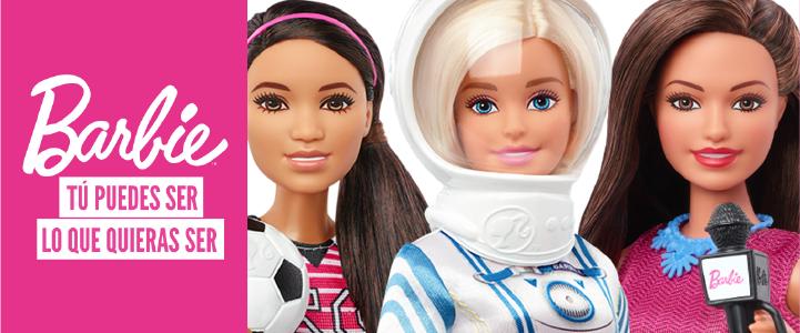 Campaña de marketing digital de Barbie