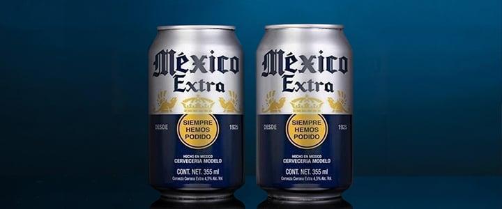 Campaña de publicidad online Corona para la independencia de México