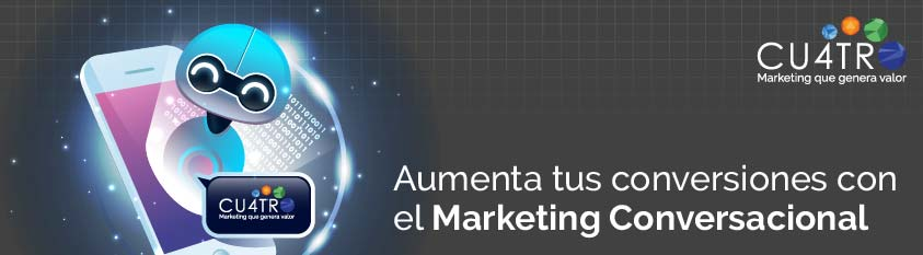 Aprende sobre marketing conversacional