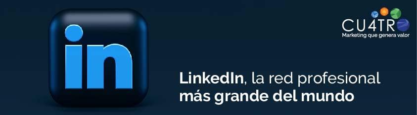 Aprovecha tu LinkedIn