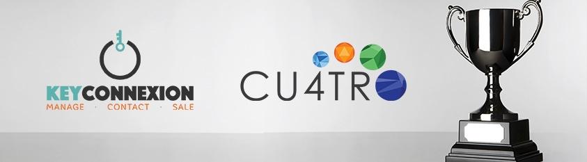 Cu4tro, ganador de Integrations Innovation